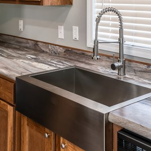 Stainless Steel Sink [Model Specific]